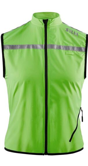 Silva W's Visibility Vest Green